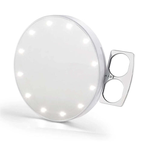 Best pocket mirror with led lights