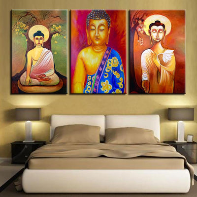 Limited Edition Buddha Artwork 20