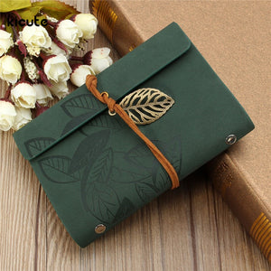 Leaf Cover Notebook