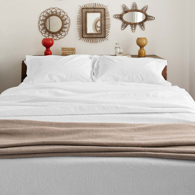 The Egyptian Sateen Sheet Set
