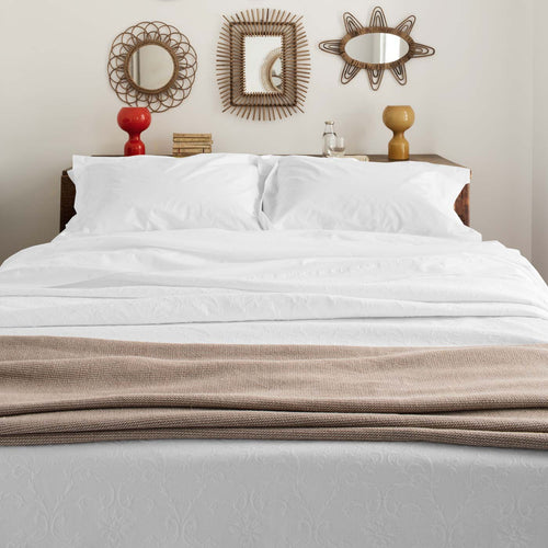 The Egyptian Cotton Sateen Sheet Sets