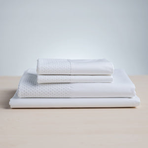 Egyptian Cotton Pearl sheet, DNA tested, limited edition