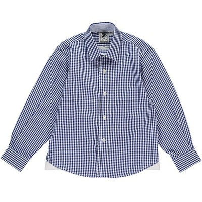 Oxford Classic Buttondown in Blue Gingham
