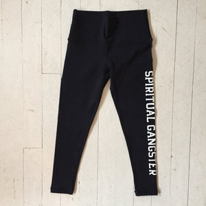 Spiritual Gangster Girls Leggings in Black