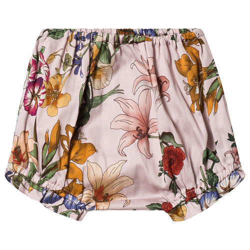 Christina Rohde Blush Floral Bloomers