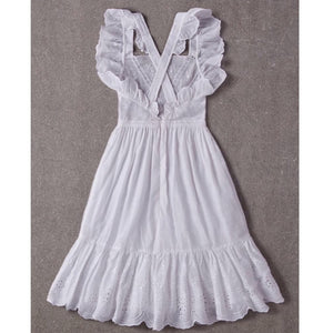 Nellystella Elena Dress in White