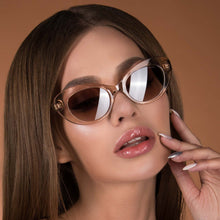 Freyrs Kiki Sunglasses in Tan
