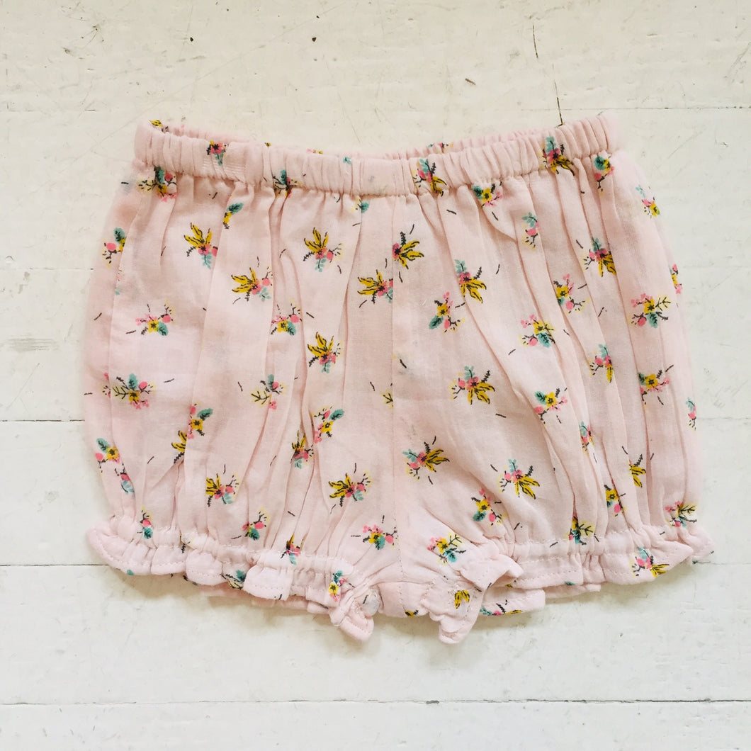 Moon Paris Pia Blush Floral Bloomers