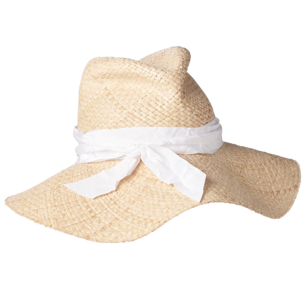 Lola First Aid Hat in White
