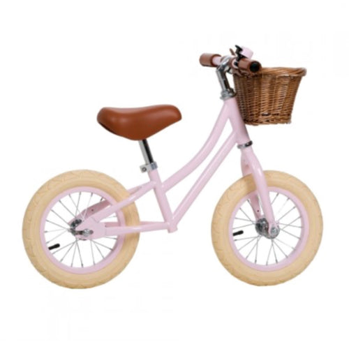 Banwood Pink Balance Bike
