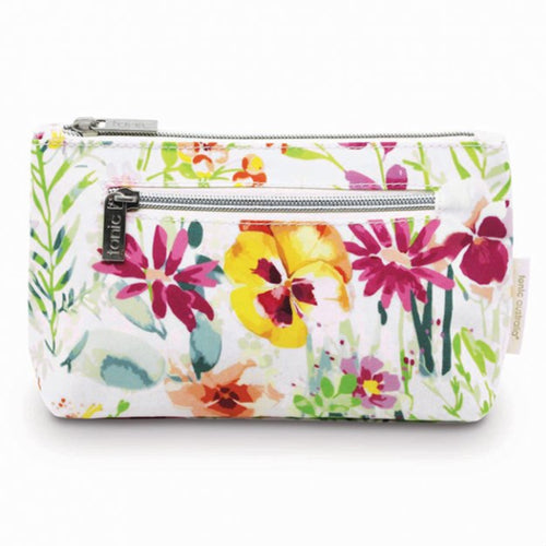 Tonic Australia Small Cosmetic Bag in Morning Bloom