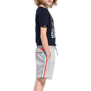 Sundek Boys Mini Walking Shorts in Grey