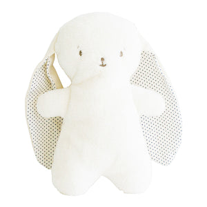 Alimrose Snuggle Bunny with Navy Spots