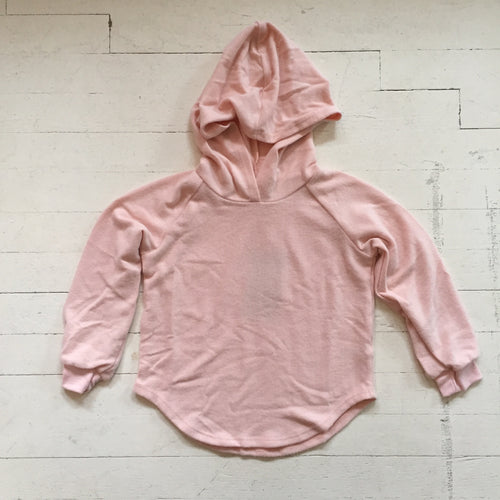 Project Social T Cozy Shaped Hoodie in Strawberry Ice