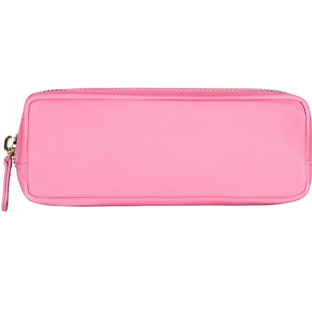 Stoney Clover Lane Pencil Pouch in Guava