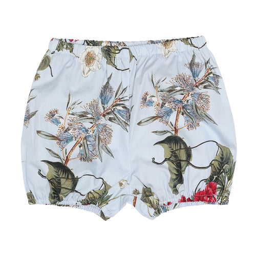 Christina Rohde Light Blue Floral Bloomers