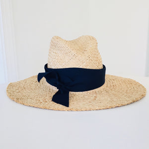 Lola First Aid Hat in Black