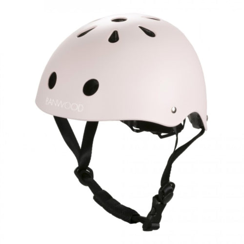 Banwood Pink Toddler Helmet