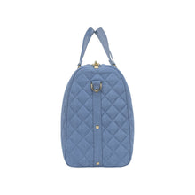 Stoney Clover Lane Blue Jean Duffle Bag
