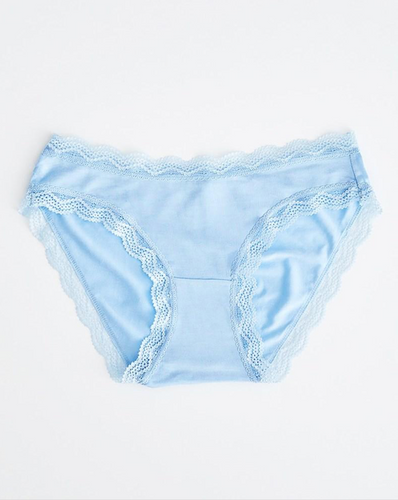 Stripe & Stare London Pale Blue Knicker