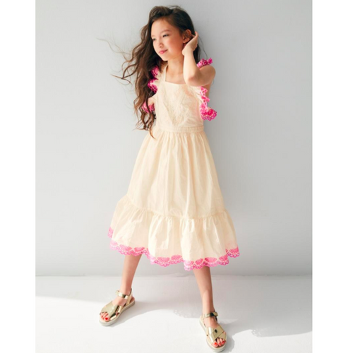 Nellystella Elina Dress in Pink