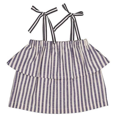 Petite Lucette Amelie Top in  Stripes