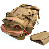 Military USMC Army Tactical Molle Hiking Hunting Camping Back pack Rifle Backpack Bag Climbing Bags outdoor sports Travel bag