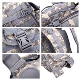 Army Military Camouflage Backpack Bags 20-35L