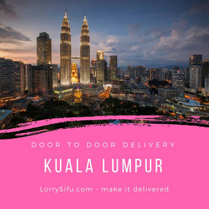 Kuala Lumpur KL delivery service