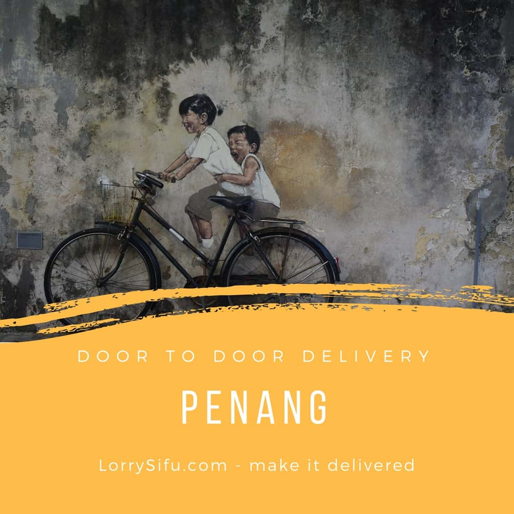 Penang delivery services