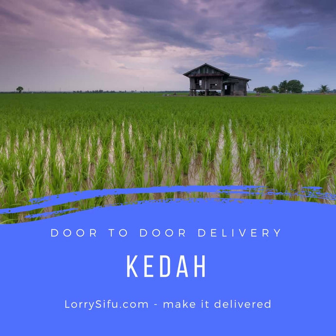 Kedah delivery services