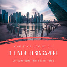 Less container load delivery at cheaper price between Johor Bahru, Malaysia and Singapore