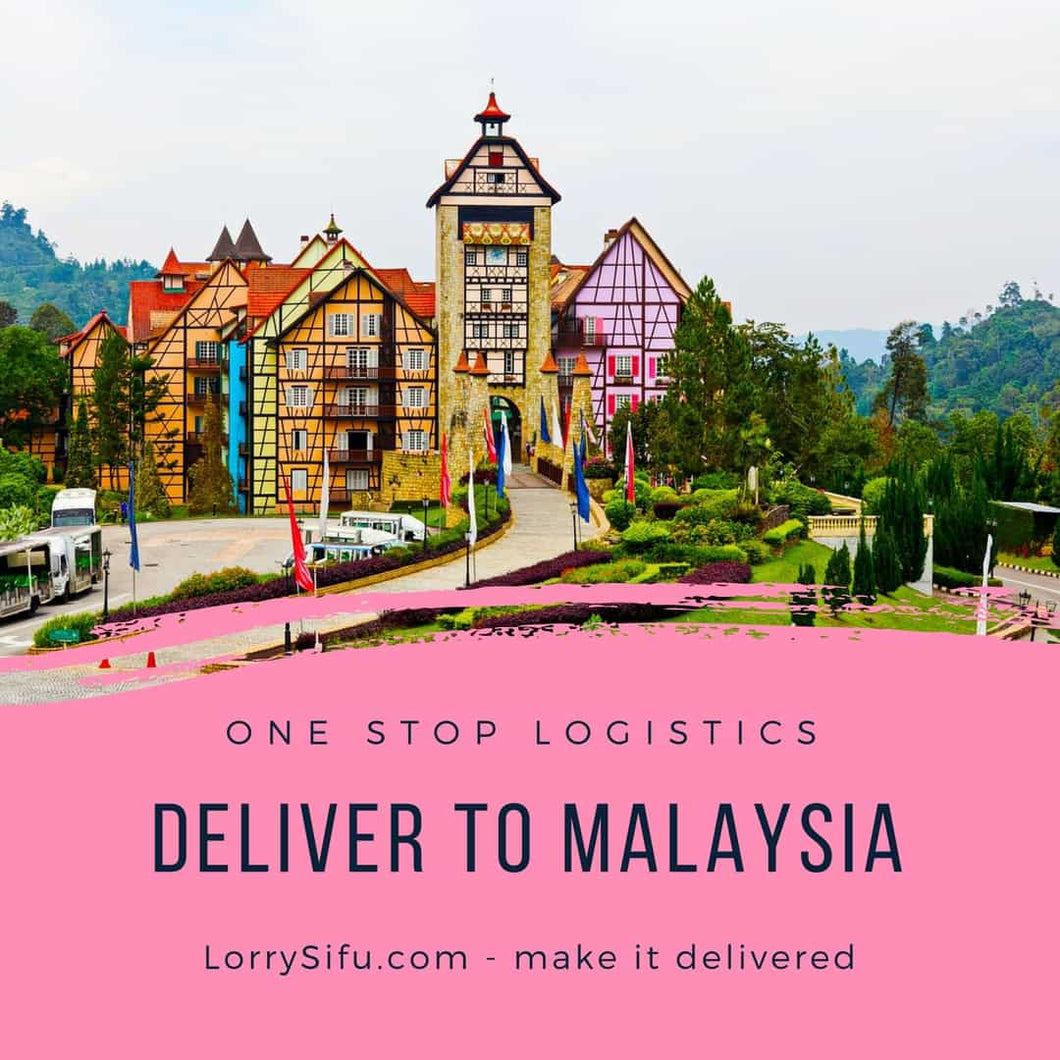 Daily express delivery service to deliver your products to customer in Malaysia and Singapore on time