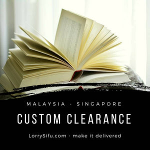 Freight forwarder service to prepare export and import documents needed between Johor Bahru, Malaysia and Singapore