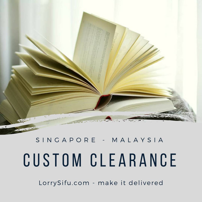 We provide custom declaration and freight forwarder service to keep you update on Malaysia and Singapore custom rules and regulations for export and import