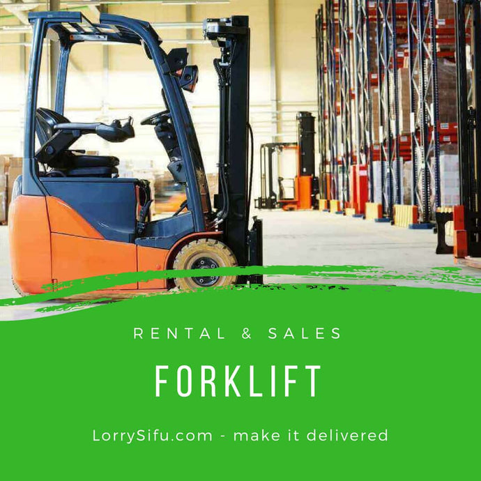Battery forklift, petrol forklift, diesel forklift available in different weight limit to load and unload your goods