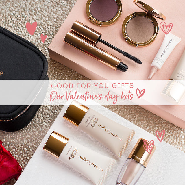 Good For You Gifts - Our Valentine's Day Make-up Kits