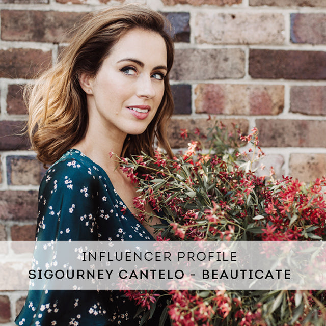 INFLUENCER PROFILE: Sigourney Cantelo - Beauticate