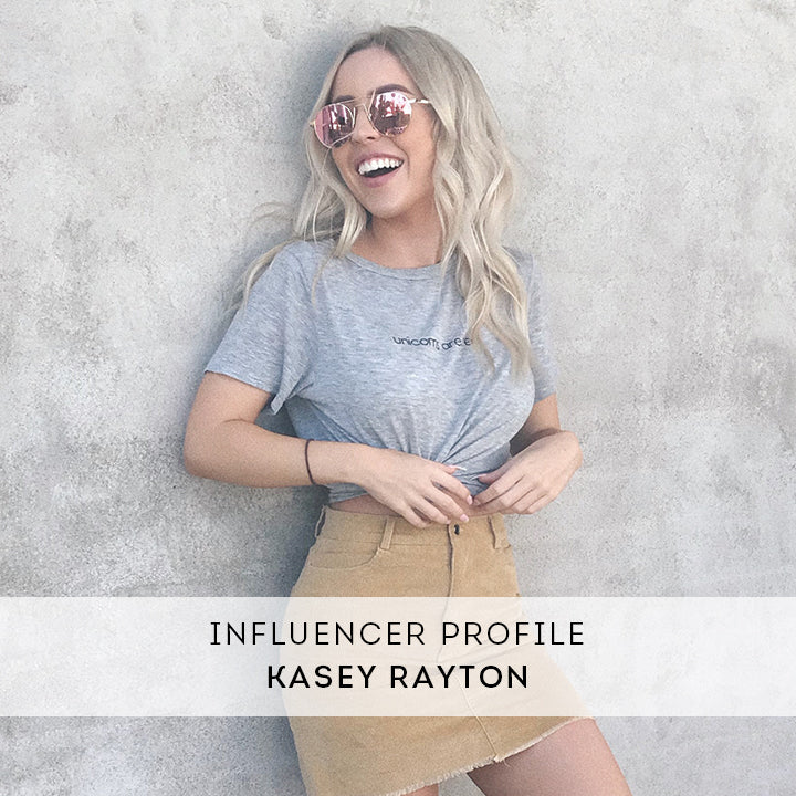INFLUENCER PROFILE: Kasey Rayton – Nude by Nature AU