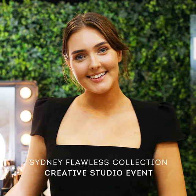 Sydney Flawless Collection - Creative Studio Event