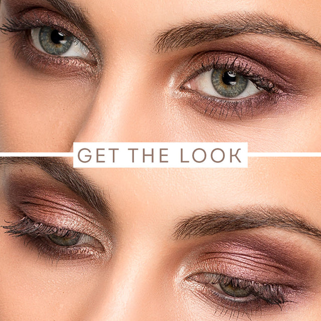How to get Valentine's date ready!<br>Day to Night Eye Tutorials