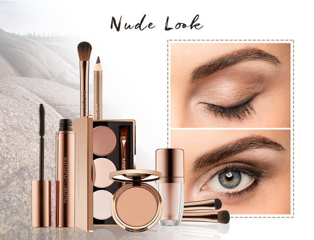 Natural Make-Up Look