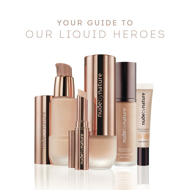 Your Guide To: Liquid Foundations and Concealers