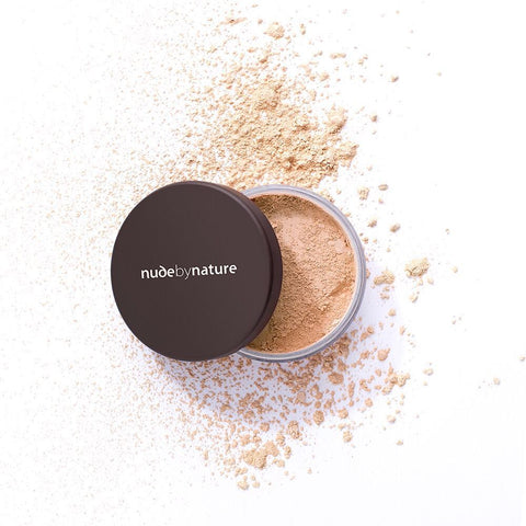 Natural Mineral Cover Foundation
