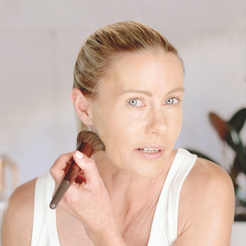 Make-up tips for women in their 40s