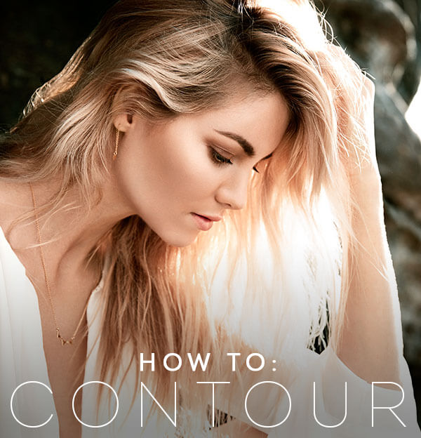 How To Contour Nude By Nature Au