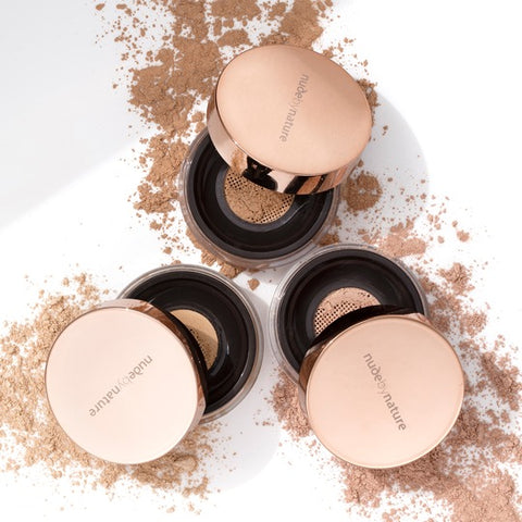 Limited Edition Natural Mineral Cover Foundation