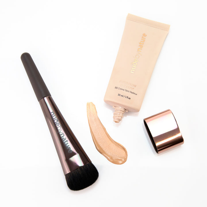 Sheer Glow BB Cream & BB Brush Duo