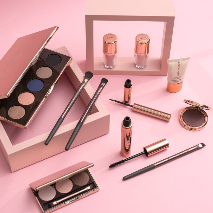Ultimate Eye Make Up Kit Nude By Nature Au