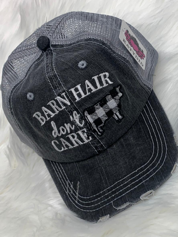 Barn Hair Hat